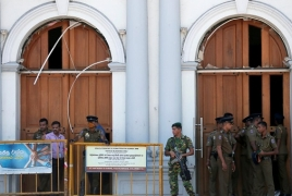 Mass casualties after Sri Lanka bombings in churches and hotels
