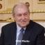 ՀՀ նախագահը ցավակվել է Շրի Լանկայի նախագահին