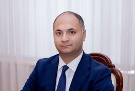 Председателем ГКЗЭК Армении избран Гегам Геворкян
