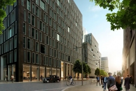 Mossessian Architecture building in London to house Nike HQ