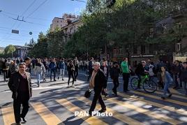 Քաղաքացու օրը Երևանում փակ փողոցներ կլինեն
