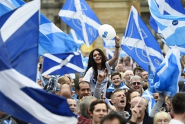 Sturgeon wants Scottish independence referendum by 2021