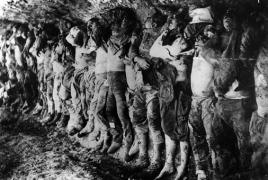Բելգիայում հարգել են Հայոց ցեղասպանության զոհերի հիշատակը