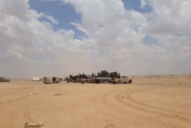 Syria launches operation to eliminate Islamic State from Iraqi border region