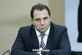Armenia defense chief, OSCE envoy discuss border situation