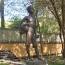 Անգլիական այգում տեղադրվել է «Ջրավաճառ տղայի» արձանը