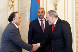 Премьер Армении и госминистр ОАЭ обсудили углубление экономического сотрудничества