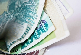 Armenia's foreign debt down by $60 million in two months