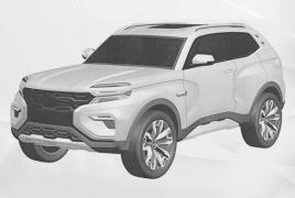 «ԱվտոՎազը» պատենտավորել է նոր Lada 4x4-ի արտաքին տեսքը