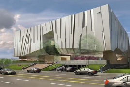Vision for Armenian American cultural center unveiled in California
