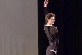 Րաֆֆի Գալստյանը՝  Դասական պարի միջազգային մրցույթի մրցանակակիր