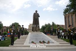 МИД РФ: РПА пыталась увековечить память неоднозначного политдеятеля Гарегина Нжде