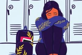 Cyberbullying worsens teens' sleep and depression