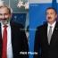 Пашинян провел краткую встречу с Алиевым в Брюсселе
