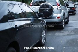 Երևանում կայանման  տուրքը չվճարելու տուգանքը կնվազի 2000 դրամով