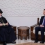 Assad urges Armenians to return, help rebuild Syria