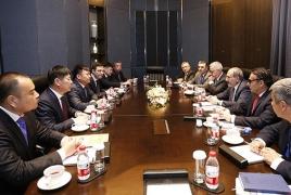 Китайцы готовы импортировать армянское вино и коньяк и открыть производство лифтов в РА