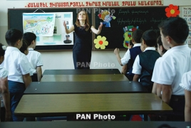 USAID providing $825,000 to help Armenia develop inclusive education