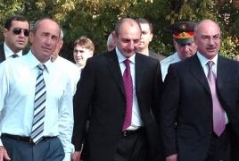 Արցախի 2 նախագահը եկել են Քոչարյանի դատին՝ երաշխավորություն տալու