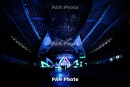 Armenia's Srbuk fails to qualify for Eurovision Grand Final
