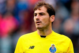 Iker Casillas tells fans to