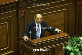 Մարուքյան. ԱԺ արտահերթ նիստ հրավիրելու ստորագրահավաք ենք սկսել