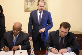Armenia, Djibouti establish diplomatic relations