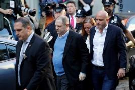 Harvey Weinstein reaches $44 mln deal over alleged sexual misconduct