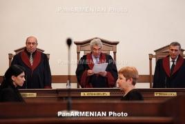 Председатель Высшего судебного совета Армении подал в отставку
