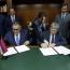 ՀՀ ՊՆ «Զինառ» ՓԲԸ-ն և ՌԴ ՊՆ «Վոենտորգ» ԲԸ-ն  գործակցության հուշագիր են ստորագրել