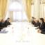 Премьер РА и сопредседатели МГ ОБСЕ подчеркнули важность реализации венских договоренностей