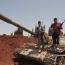Сирийская армия возобновила наступление