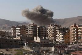 В Сирию прибыла еще одна группа армянских врачей и саперов