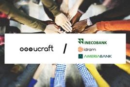 Ucraft-ը բացառիկ գործակցություն է սկսել մի շարք հայկական վճարային համակարգերի հետ