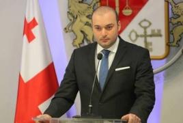 PM says Georgia deserves NATO, EU membership