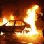 Այրել են Աբովյանի քաղաքապետի  ՔՊ-ական թեկնածուի   նախընտրական շտաբի ղեկավարի  մեքենան ու տունը