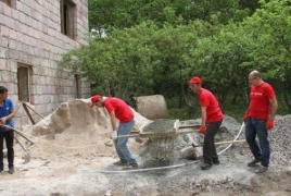 VivaCell-MTS helps one more family get decent home in rural Armenia