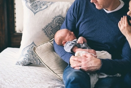 Postpartum depression in new fathers often missed: study