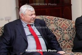 Пашинян и Каспршик обсудили вопросы карабахского урегулирования