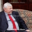 Armenia PM hosts OSCE envoy for Karabakh discussion