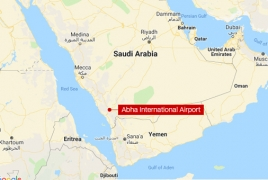 Missile hits Saudi Arabia airport, injuring 26: official