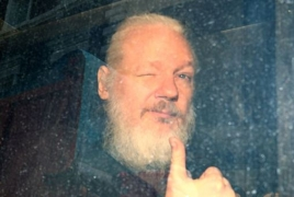 UK signs order for Julian Assange to be extradited to U.S.