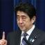 Abe says Iran has