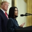 Ким Кардашьян выступила в Белом доме и удостоилась похвалы Трампа
