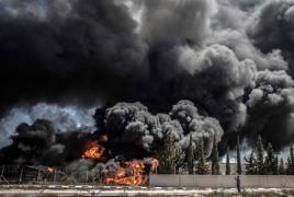 Israeli jets hit Gaza