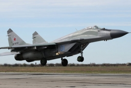 Russian air force bombs militant high command meeting in Syria's Idlib