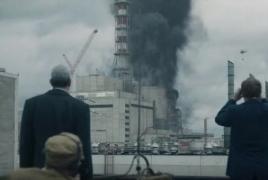 Роскомнадзор рассмотрит требование коммунистов запретить сериал «Чернобыль»