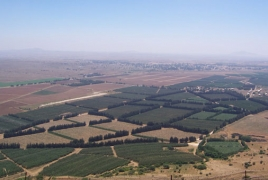 Israel unveils new Trump settlement in Golan Heights