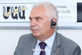Свитальский: Армения обладает потенциалом в сфере кинематографии