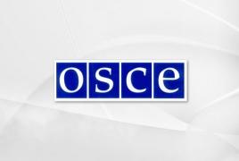 Armenian Foreign Minister meets OSCE envoys in Washington, D.C.